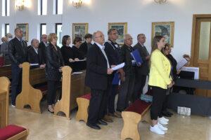 Gostovanje župnog zbora u Berku