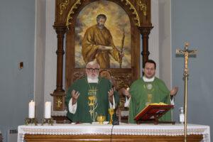 Posjet biskupa iz Perua Gerarda Antona Žerdina župi Ilača