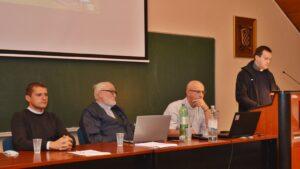 Predavanje župnika Vedrana Bilića na seminaru za suradnike misijskih skupina u župama Đakovačko-osječke nadbiskupije